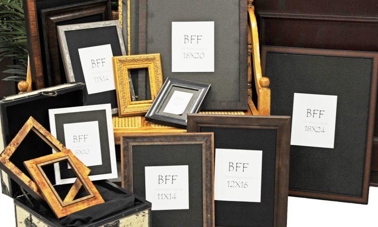 BFF Ben Franklin Frames