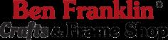 Ben Franklin Crafts and Frame Shop LOGO