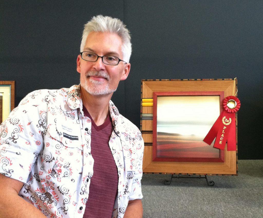 Brad Winner of 1st Prize