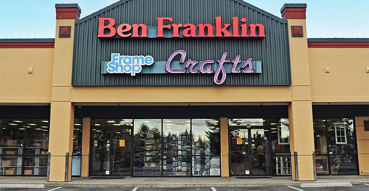 Ben Franklin in Bonney Lake