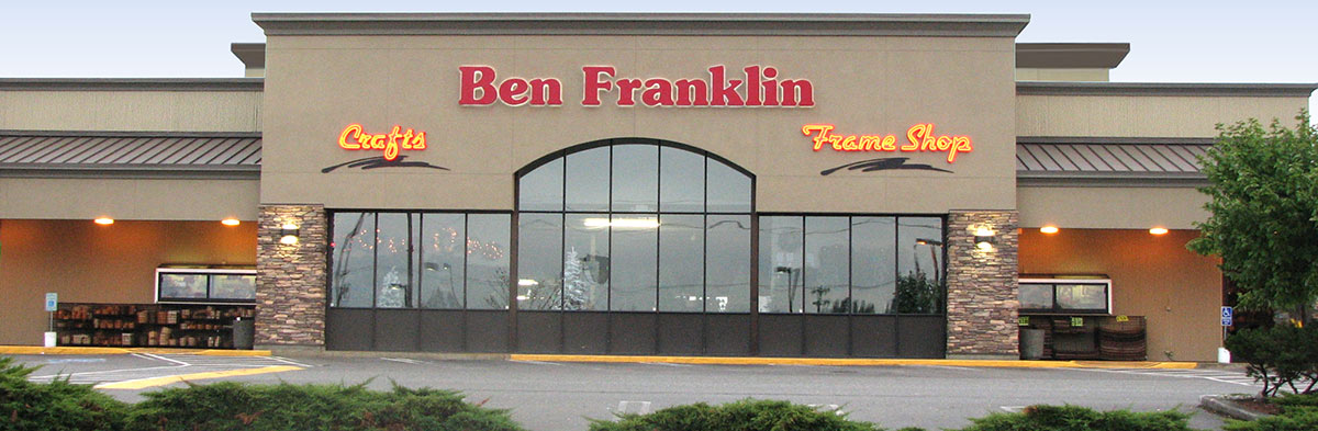 Ben Franklin in Monroe
