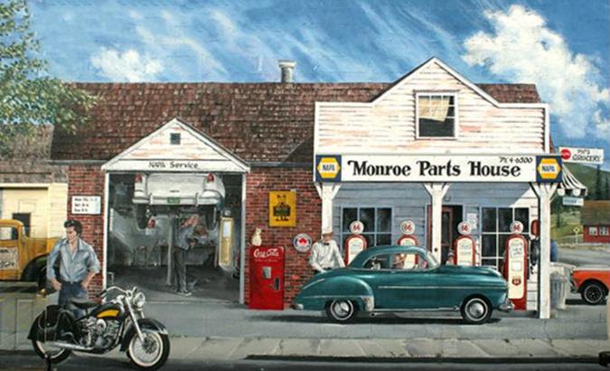 David Hose Mural