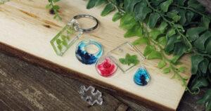 resin jewelry making