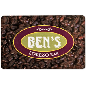 Espresso Gift Card