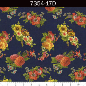 Flea Market Mix fabric by Cathe Holden for Moda | 7354-17D