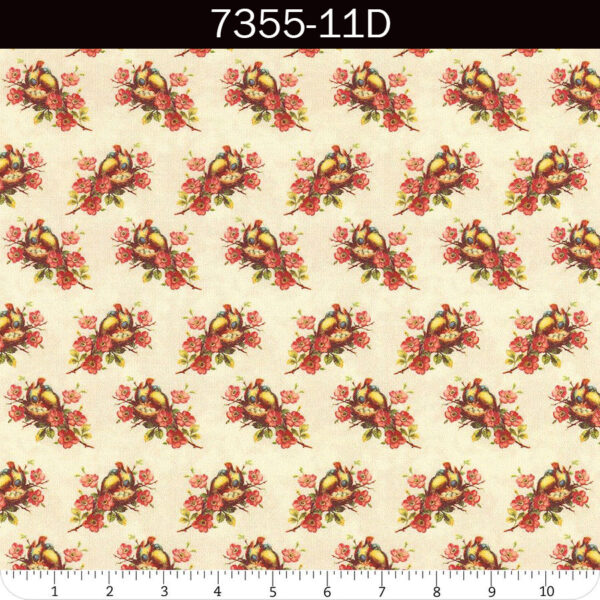 Flea Market Mix fabric by Cathe Holden for Moda | 7355-11D