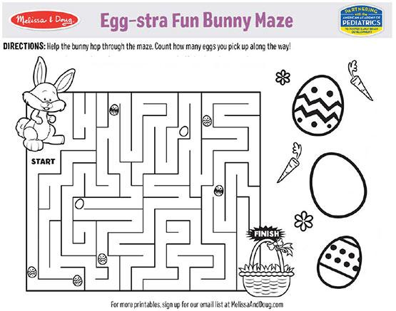 Easter Printable for Kids