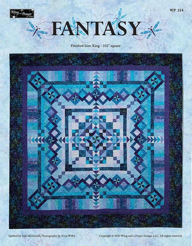 Saturday Sampler Fantasy Pattern