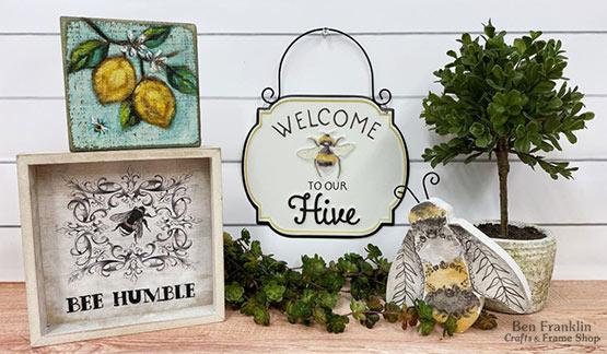 Bee Theme Decorations