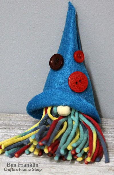 Colorful Mini Gnome Kit