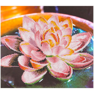 Diamond Painting Lotus
