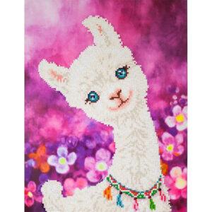 Diamond Painting Lulu Llama