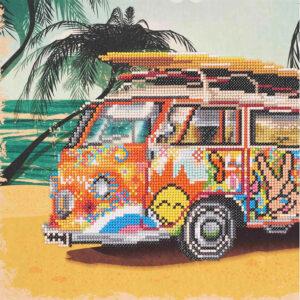 Diamond Painting VW Bus