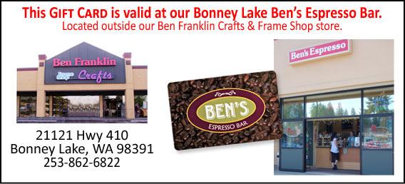 Ben's Espresso Bar