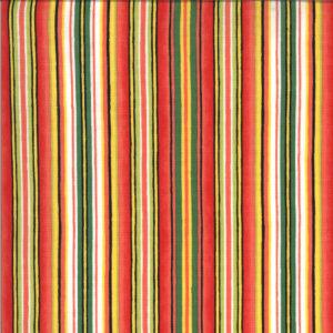 Homegrown Salsa fabric