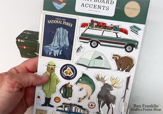 Carta Bella Outdoor Adventures paper