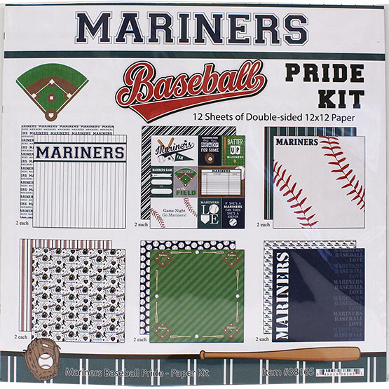 Sports Teams Paper Collection