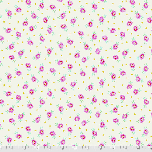 CURIOUSER & CURIOUSER fabric
