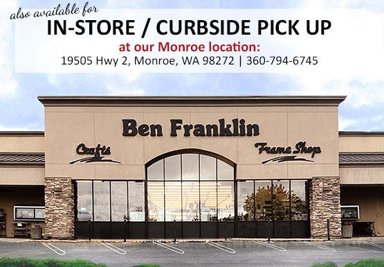Ben Franklin store in Monroe, WA