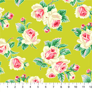 True Kisses Fabric by Heather Bailey
