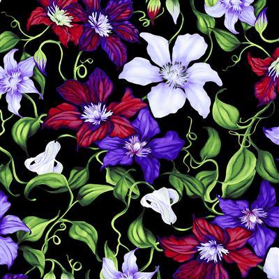 Trellis fabric from Clothworks