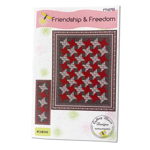 Friendship & Freedom Quilt Pattern
