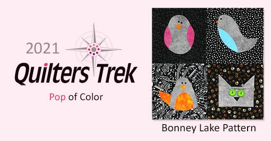 Quilters Trek 2021 Bonney Lake, WA