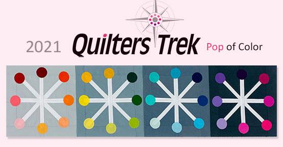 Quilters Trek 2021 Monroe, WA