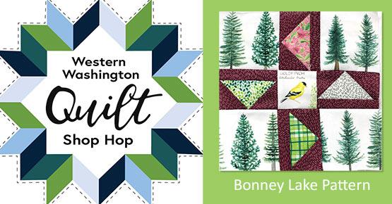 Western Washington Quilt Shop Hop 2021