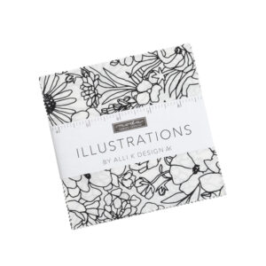 Illustrations Fabric Charm Pack - 11500PP
