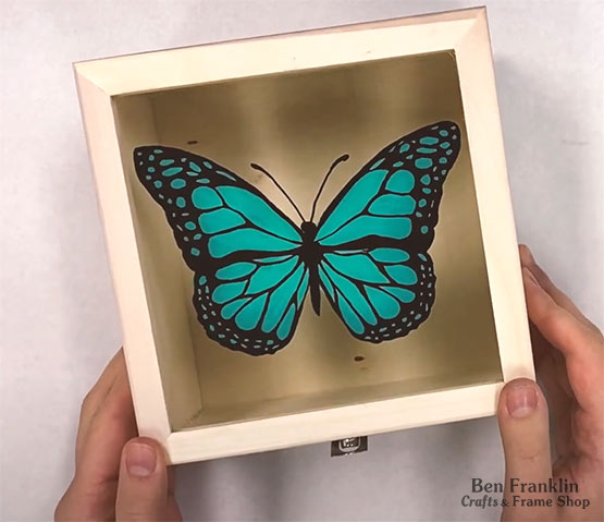 Glass Painting Technique Box