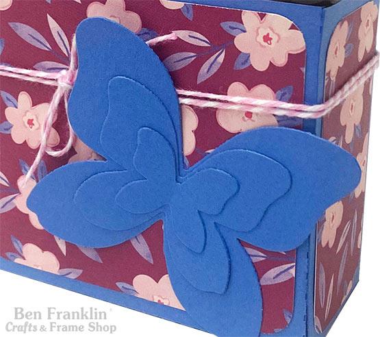 Die Cut Butterfly