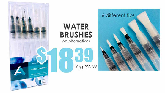 Water Brushes sale