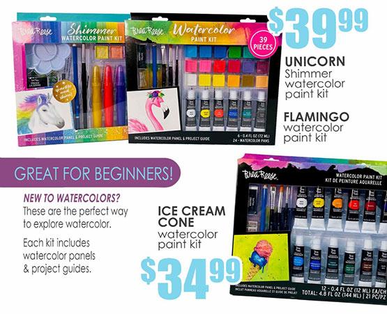 Watercolor Paint Sets Sale
