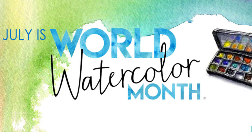 World Watercolor Month 2021