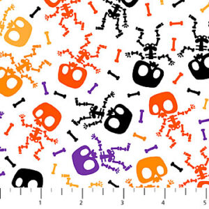 Ghoultide Gathering Fabric - 10021-10