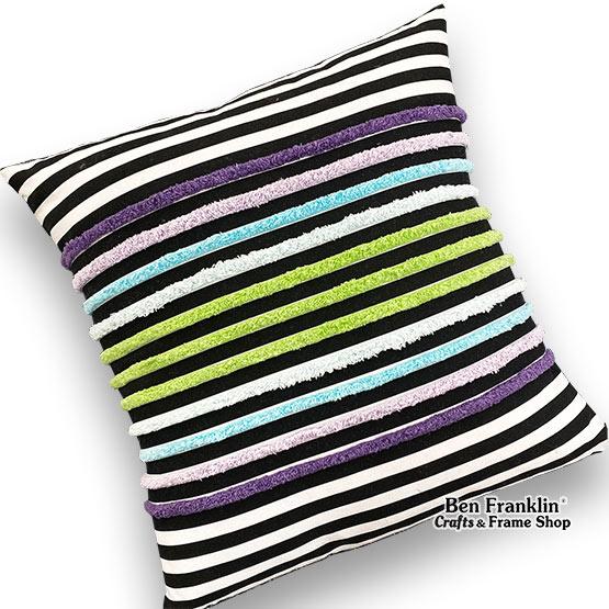 Chenille-It Envelope Pillow