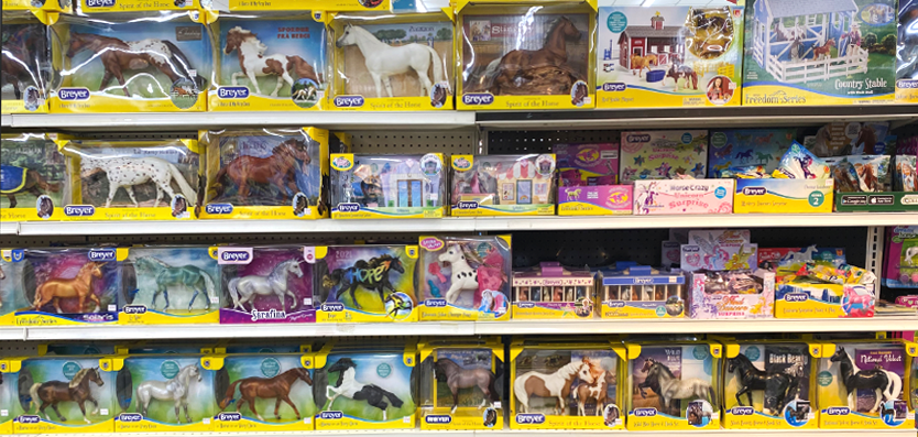 Breyer Horses Selection